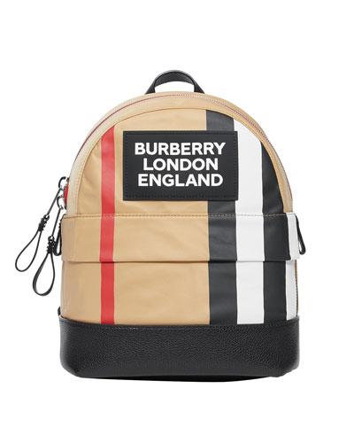 Kid's Nico Icon Stripe Backpack