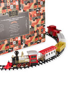 FAO Schwarz 75-Piece Motorized Train Set with Sounds
