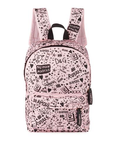 Kids' DG + NM Logo Backpack
