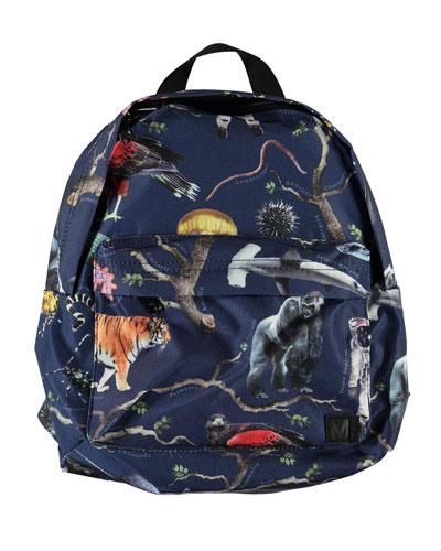 Kid's Tree of Life Print Backpack