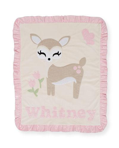 Personalized Dearest Plush Blanket