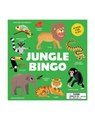 Chronicle Books Jungle Bingo Game