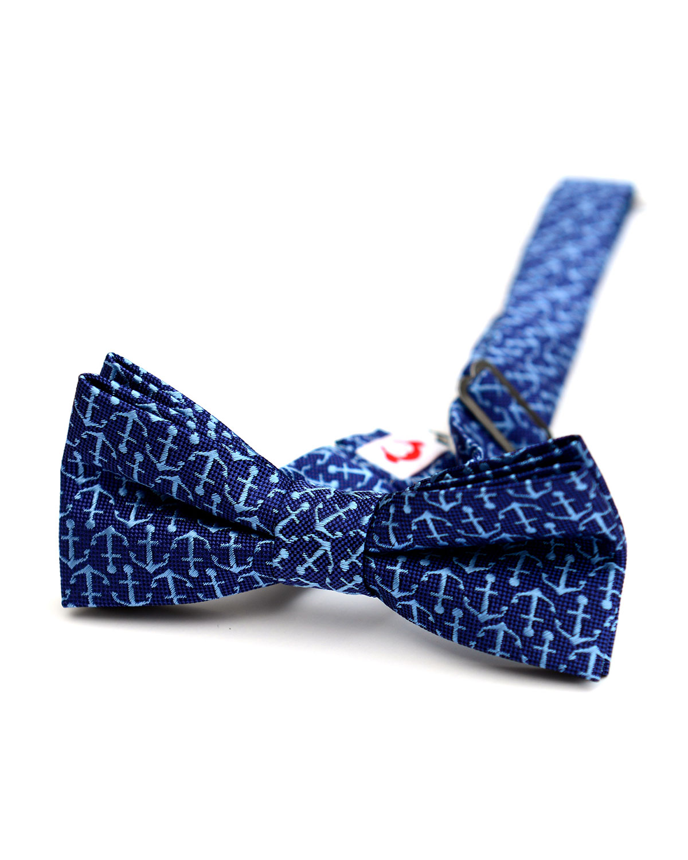 Boy's Anchor Bow Tie