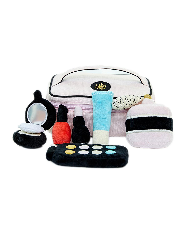 Pretend Play Plush Cosmetics Set