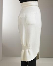 Fendi            Peplum Jacket & High-Waist Skirt-  Neiman Marcus :  high-waisted peplum designer neimanmarcus