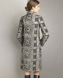 Christian Lacroix Lace Coat -  Lace -  Neiman Marcus :  dressy shopper lace new