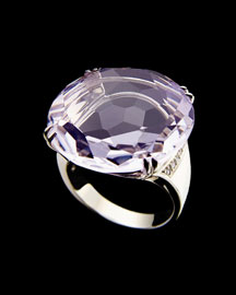 H.Stern Cobblestone Amethyst Ring -  Rings -  Neiman Marcus from neimanmarcus.com