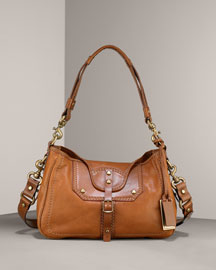 Gryson Jessie Buckled Shoulder Bag -  Designer -  Neiman Marcus :  fashion design designer bag