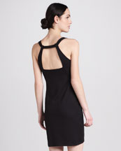 Open-Back Dress