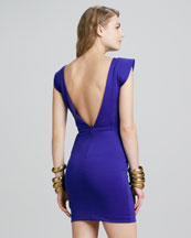 Vero Open-Back Dress
