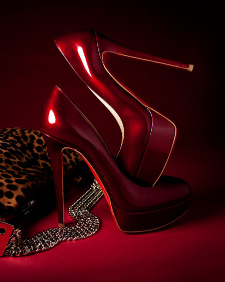 Neiman Marcus - Shoes & Handbags - Handbags - Christian Louboutin :  woman spring fashion trends accessory