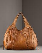 Kooba Marcelle Leather Shoulder Bag