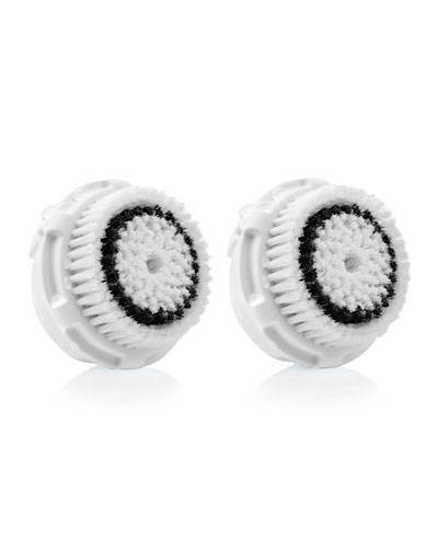 how to clean clarisonic brush