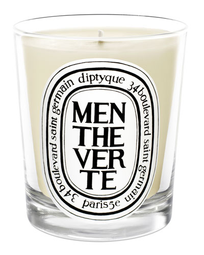 Menthe Verte Scented Candle, 190g
