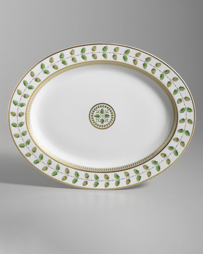 Constance Oval Platter, Small