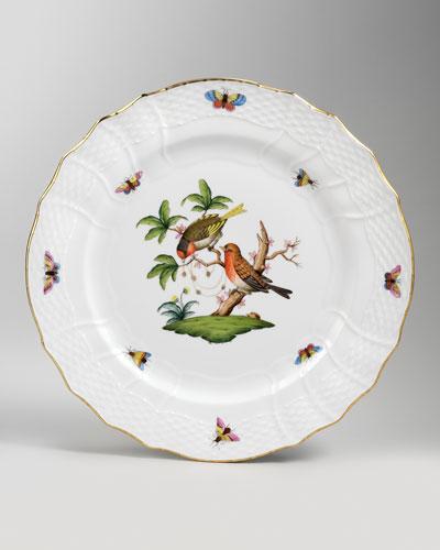 Rothschild Bird Service Plate #10