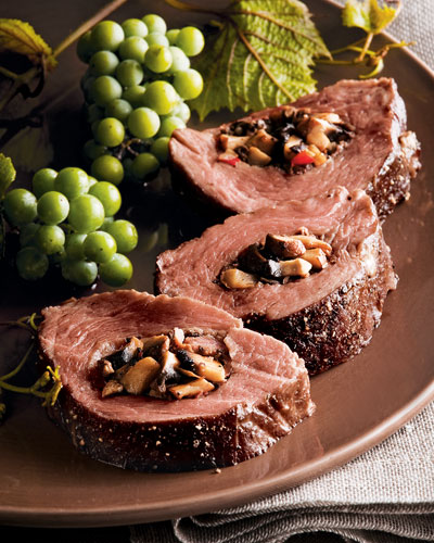 Stuffed Chateaubriand