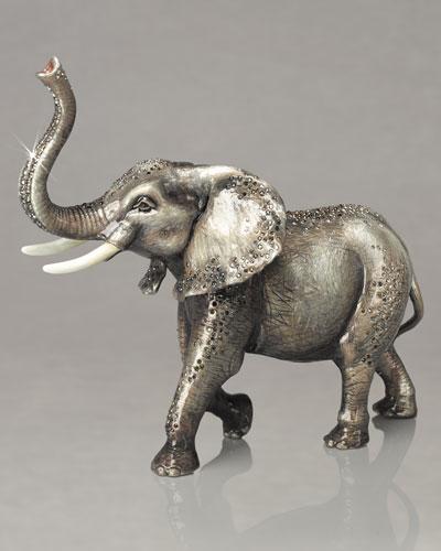 LTD. ED. ELEPHANT FIGURINE