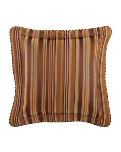 Carlisle Striped European Sham
