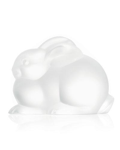 Resting Rabbit Sculpture