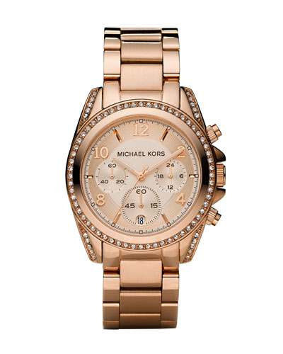Glitz Chronograph Watch