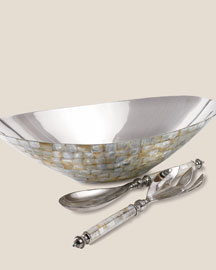Towle Mother-of-Pearl Serveware