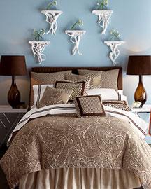 Daylesford Linens-  Bedding-Neiman Marcus :  graphic prints design designer neimanmarcus