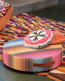 Missoni            Pillows & Cushion -   		Decor & Rugs - 	Neiman Marcus :  home textiles missoni home cushions
