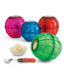 Ice Cream Maker Balls -  Outdoor -  Neiman Marcus :  ice cream maker neiman marcus ice cream kids