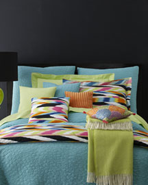 Missoni Home Collection            Ike Bed Linens-  Bed & Bath-Neiman Marcus