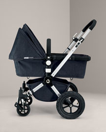Bugaboo Cameleon Denim Stroller & Tailored Fabric Set -  Neiman Marcus