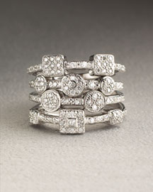 Charriol            Stackable Rings -   Neiman Marcus :  stackable rings