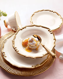 Luxury Dinnerware -  Formal -  Neiman Marcus :  dinnerware exclusive tabletop plates