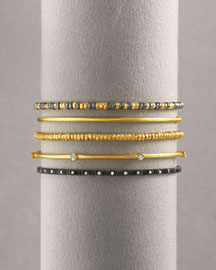 Yossi Harari Assorted Bangles- Bracelets & Rings- Neiman Marcus :  neiman marcus yossi bangles harari