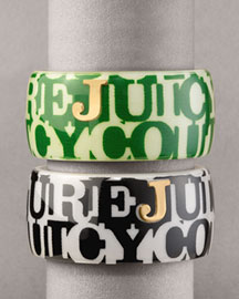 Juicy Couture Alphabet Bangles -  Jewelry  -  Neiman Marcus :  necklace accessories fall retro