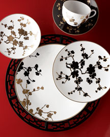 Raynaud Ombrage Dinnerware & NM Exclusive Chargers -  Patterned -  Neiman Marcus from neimanmarcus.com