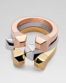 Gucci Chiodo Ring -  Rings -  Neiman Marcus from neimanmarcus.com