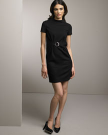 Emilio Pucci Buckled Dress -  Apparel -  Neiman Marcus