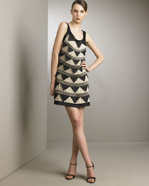 Temperley London            Triangle Dress -   		Temperley London - 	Neiman Marcus :  fashion designer fashion modern womens