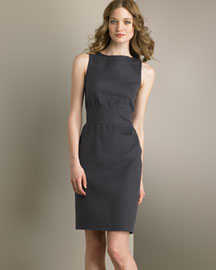 Loro Piana Cashmere Sheath Dress -  Collection -  Neiman Marcus :  piana collection dress marcus
