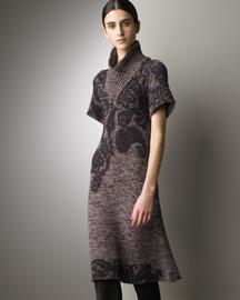 Etro Knit Paisley Dress- Prints- Neiman Marcus