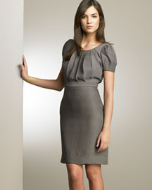 Stella Mccartney Pleated Dress -  Stella McCartney -  Neiman Marcus from neimanmarcus.com