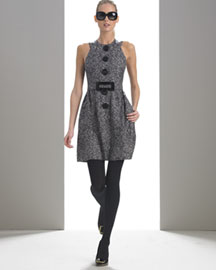 Michael Kors Tweed Dress -  Michael Kors -  Neiman Marcus :  fashion pre fall 2008 designer fashion designer