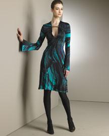 Roberto Cavalli Dresses Neiman Marcus Roberto Cavalli Printed Dress