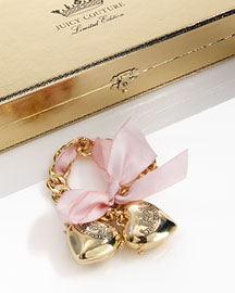 Juicy Couture Beauty Lip-Gloss Charm Bracelet -  Gifts under $100 -  Neiman Marcus :  lip gloss chloe gift ideas gold