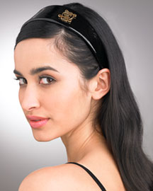 Juicy Couture Patent Headband -  New Arrivals -  Neiman Marcus