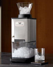 Ice Crusher -  Entertaining Essentials -  Neiman Marcus :  ice crusher motor party ice