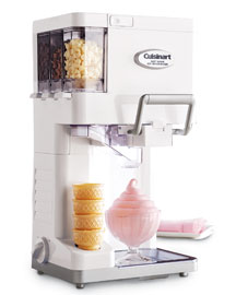 Cuisinart Soft Serve Ice Cream Maker -  For Friends & Family -  Neiman Marcus :  discount electronics yogurt accessories