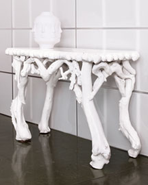 Root Console -   		Decor - 	Neiman Marcus