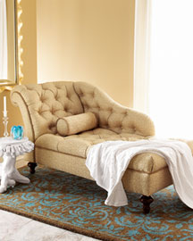 Angelic Recamier Chaise -  Settees & Chaise -  Neiman Marcus